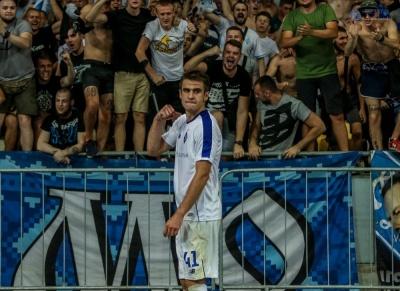 Бєсєдін провів перший матч проти «Аякса» на уколах
