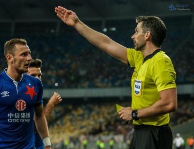 Суддівський аналіз матчу «Динамо» - «Славія»