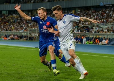 Беньямін Вербич: «Щоб пройти «Аякс», «Динамо» має зіграти ідеально»