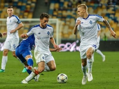Букмекери оцінили шанси в матчі «Динамо» – «Астана»