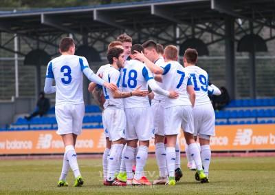«Динамо» U-21 - «Верес». Пряма трансляція контрольного матчу