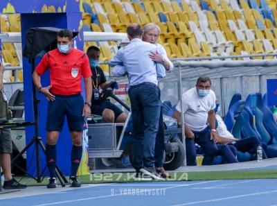 Источник: владелец «Динамо» провел личную беседу с тренером «Зари»