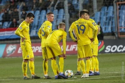 В УЄФА назвали дату початку дії нових футбольних правил. Збірна України поки зіграє за старими