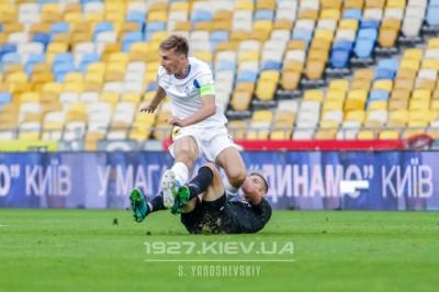 Стала известна причина отсутствия Сергея Сидорчука в заявке на матч с «Колосом»