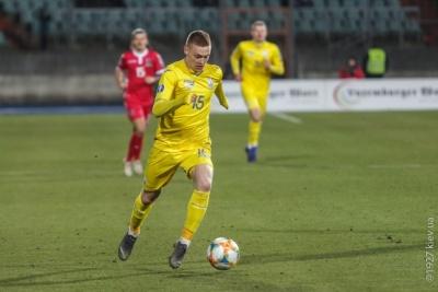 Віктор Циганков: «Сподіваюся, усій країні сподобалося, як ми зіграли»