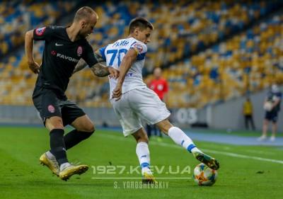 Олександр Севідов: «Русин - не рівень «Динамо»
