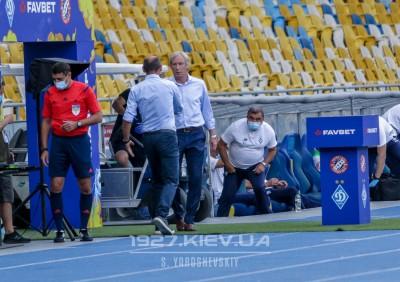 «Динамо» – «Зоря»: Михайличенко чудово підготувався, кияни вчасно натиснули на слабке місце Скрипника