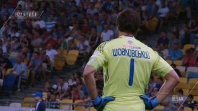 Все серии послематчевых пенальти сборной Украины