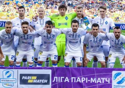 «Динамо»: На сторожі перемог