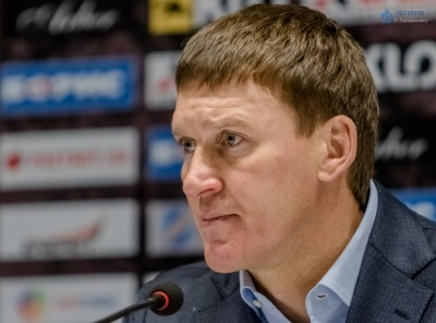 Василь Сачко про поразку від «Динамо»: «Ми непогано виглядали, але треба ще грати в футбол»