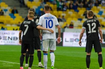 Андрій Ярмоленко отримав запрошення зіграти за збірну світових зірок футболу