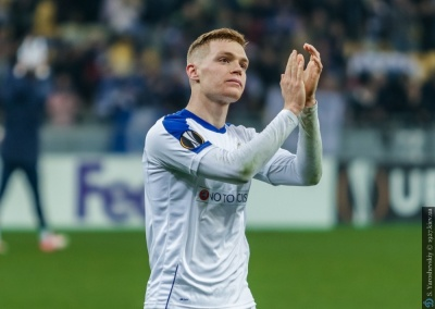 Виктор Цыганков — в топ-10 самых дорогих молодых полузащитников 1/8 финала Лиги Европы