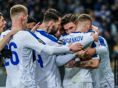 «Динамо» здобуло 600-ту перемогу в чемпіонаті України
