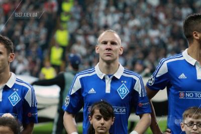 «Динамо» відмовило «Галатасараю» у продажу Віди за 5 млн євро