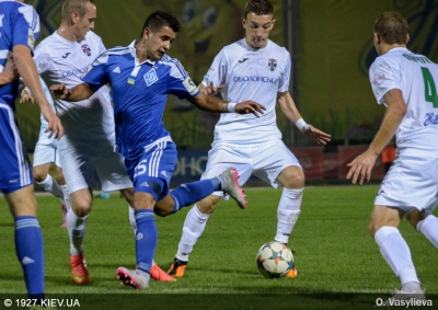 Напередодні матчу «Динамо» - «Оболонь-Бровар»: як «біло-сині» грали в 1/8 фіналу Кубку України