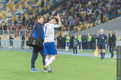 «Динамо» испытывает кадровые проблемы перед игрой с «Александрией»