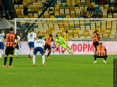 «Шахтар» не реалізував три пенальті в останніх двох матчах УПЛ