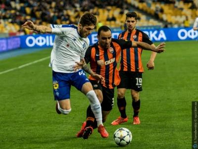 Георгий Цитаишвили: «Футболисты «Шахтера» то падали, то выбивали мяч куда-то далеко»