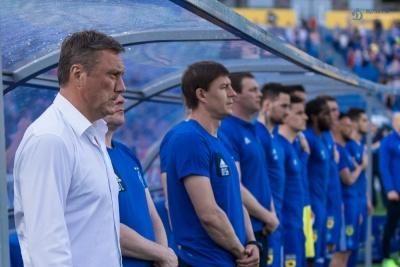Олександр Хацкевич: «Тренуватися Мбокані не хотів - тільки грати»