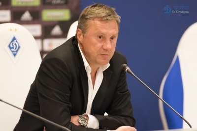 Олександр Хацкевич: «Мене вражає гра Модрича»