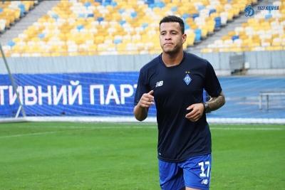 Источник: «Сантос» хочет провести переговоры с «Динамо» об аренде Сидклея