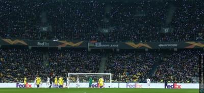Матч с «Челси» – 5-й по посещаемости после реконструкции НСК «Олимпийский»