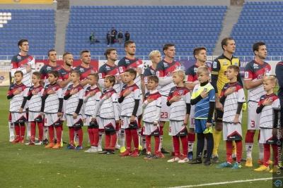 «Арсенал-Київ» розрахувався з гравцями за вересень та жовтень