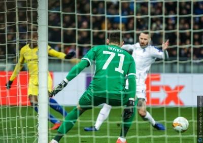 Бойко – найгірший воротар Ліги Європи за пропущеними голами