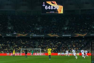 НСК «Олимпийский» объяснил пробку у входа на стадион перед матчем «Динамо» - «Челси»
