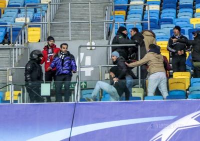 Стефан Решко: «Ми дістали по обличчі і ще отримаємо покарання від УЄФА»