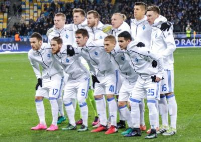 Можливі суперники «Динамо» в Лізі чемпіонів