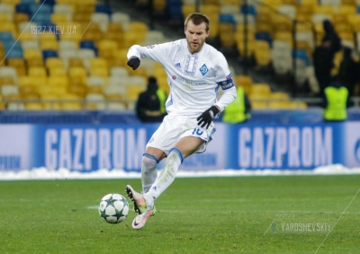Ярмоленко претендує на звання найкращого гравця тижня в Лізі чемпіонів