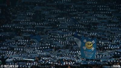 На матчі «Динамо» – «Оболонь-Бровар» сектори 21, 41, 42, 43 будуть зачинені