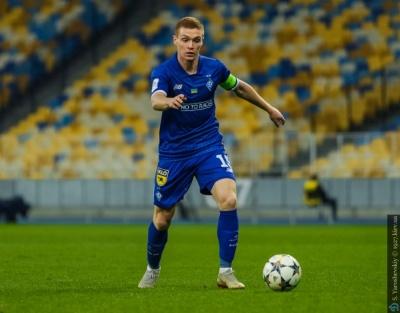 Циганков став другим у голосуванні за найкращого гравця УПЛ у вересні