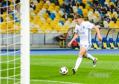 Скаути «Селтіка» стежили за Сидорчуком в матчі з «Бенфікою»