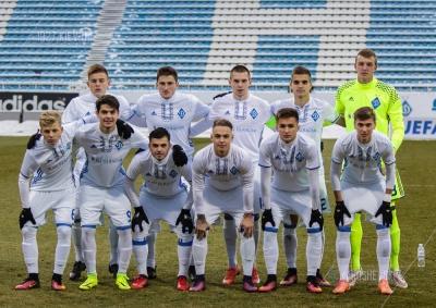 Футбольні діячі підтримали молодь «Динамо»