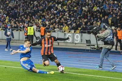 Матч «Шахтар» – «Динамо» встановив рекорд відвідуваності УПЛ в 2018 році
