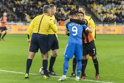Коефіцієнти УЄФА. Внесок «Динамо» та «Шахтаря: влада змінюється після кожного туру