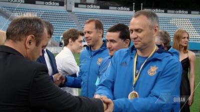 Александр Головко: «Луческу в «Динамо»? Представляю, что это будет крайне интересно»