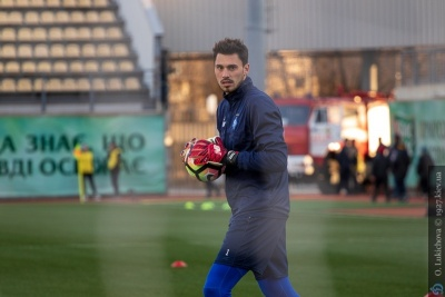 Бущан зацікавив «Олімпіакос», проте на голкіпера розраховують у «Динамо»