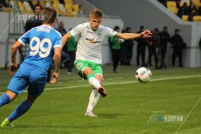 Офіційно: Луньов — гравець «Зорі»