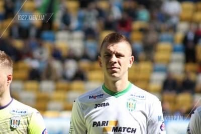 Олексій Дитятьєв: «Якби грав за «Динамо» чи «Шахтар», то мене б не вилучили»