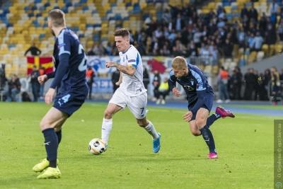 «Динамо» вошло в пятерку лучших команд Лиги Европы по количеству точных передач