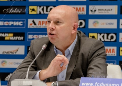 Якоб Галл більше не тренер «Сталі»