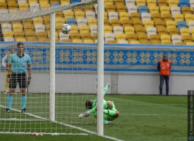 Голкіпер збірної Словаччини прокоментував пенальті від Ярмоленка