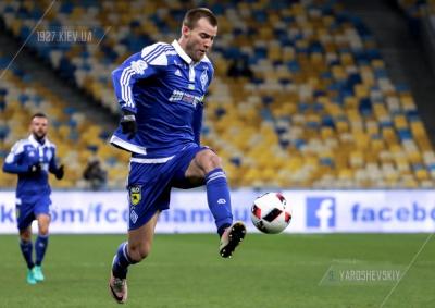 Символічна збірна 32-го туру чемпіонату України