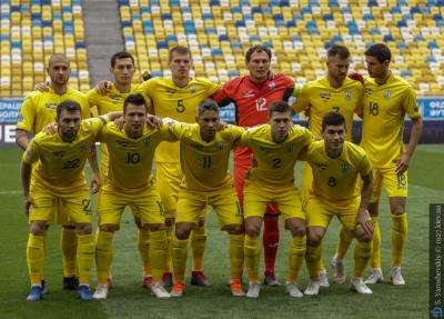 Два українці потрапили у символічну збірну дивізіону В Ліги націй за версією Who Scored