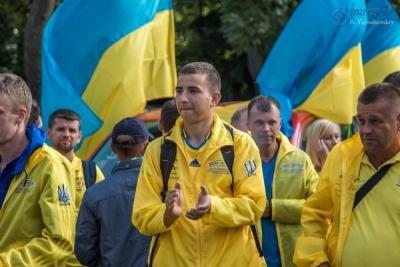 На стадіоні в Люксембурзі збірну України підтримає більше тисячі вболівальників