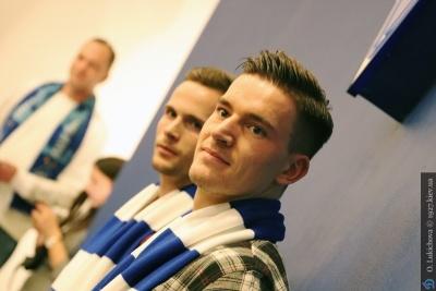 Вербич показав свій типовий день в «Динамо»