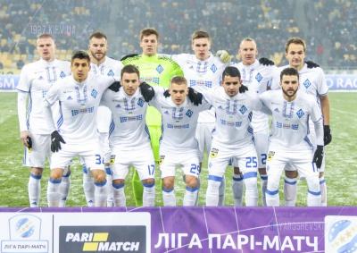 «Динамо» - другий за вартістю гравців клуб УПЛ
